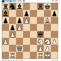 Best chess position I have ever had!