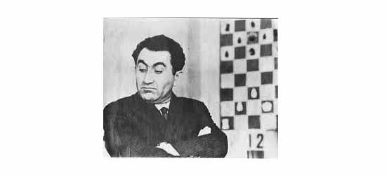 Four Games by Petrosian- Bringing the king to safety....