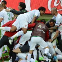 A esperança aumenta - EURO 2012 - Dinamarca 2 vs 3 Portugal