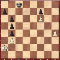 Puzzle tricky Pawn Endgame, win or draw?