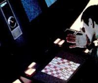 Chess Game In The Movie: 2001 A Space Odessey
