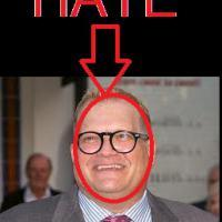 I hate your face Drew Carey!