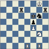 Very Old Chess Puzzle - White to Mate in 3
