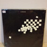"Opera ""CHESS"" vinyl ""西洋棋""歌劇"