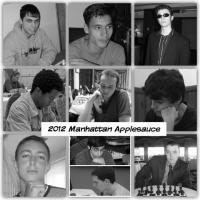 2012 US Chess League -Manhattan Applesauce Roster and Expectations
