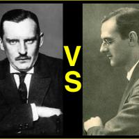 Alexander Alekhine vs. Frederick Yates - London 1922
