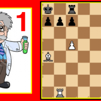 How to Solve a Chess Puzzle #1