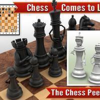 Chess Peeps