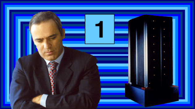 Kasparov vs Deep Blue - 1997 Rematch - Game 1