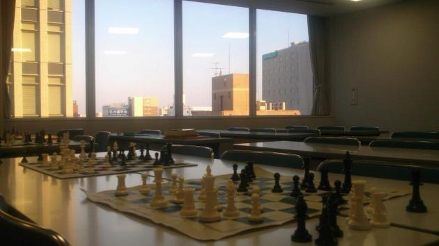 Mie-chess circle will hold a meeting