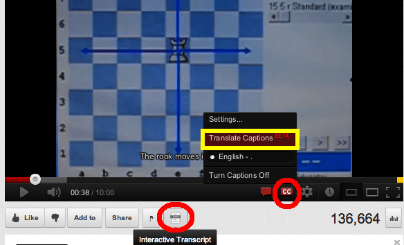 Learn How to Play Chess in 10 Minutes and in 54 Languages!