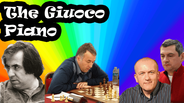 Chess Openings: The Giuoco Piano