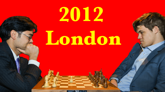 Hikaru Nakamura vs Magnus Carlsen - 2012 London Chess Classic