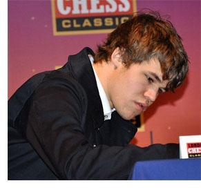 GM Magnus Carlsen Breaks GM G.Kasparov's Record