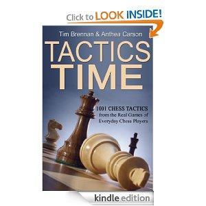 New Tactics Book for Kindle
