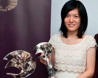 Women Chess Champion GM Hou Yi-Fan visiting Taiwan 12/27~12/29 侯逸凡訪問台灣