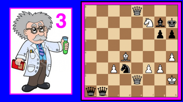 How to Solve Chess Puzzles #3