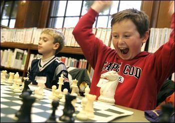 Teaching Kids to Play Chess