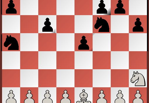 Two Knights Defense - Steinez Variation- White plays Nh3