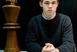 """Magnus Isn't """"King"""" Just Yet"""