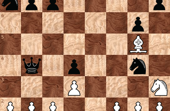 Sweet Checkmate