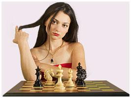 Chess Queen™ Alexandra Kosteniuk Official Chess.com Account