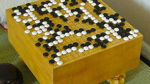 The Asian game of Go
