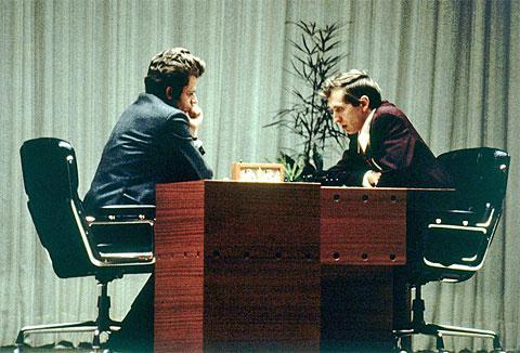 Fischer - Spassky 1972 WCH Game 1 (E56)