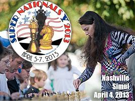 Play with Kosteniuk in Nashville SuperNationals!