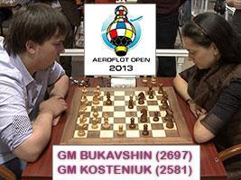 New YouTube Chess Video Bukavshin (2697) - Kosteniuk (2581)