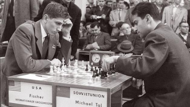 Pt. 8 of Bobby Fischer's TOP 10 LIST of the World's Best Chess Players