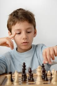 Chess is the noble art of thinking