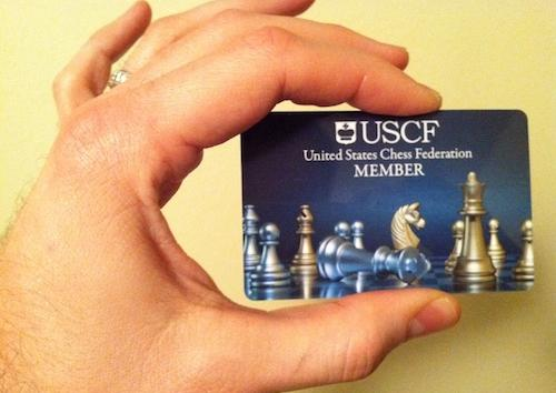 USCF's Fancy New Cards