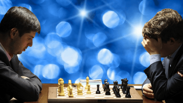 Peter Svidler vs. Magnus Carlsen - 2013 FIDE Candidates Chess Tournament - Round 6