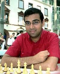 A super star-Vishwanathan Anand