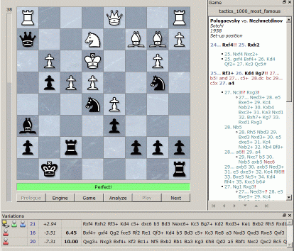 New (zenchess) blog feature: Annotated Games