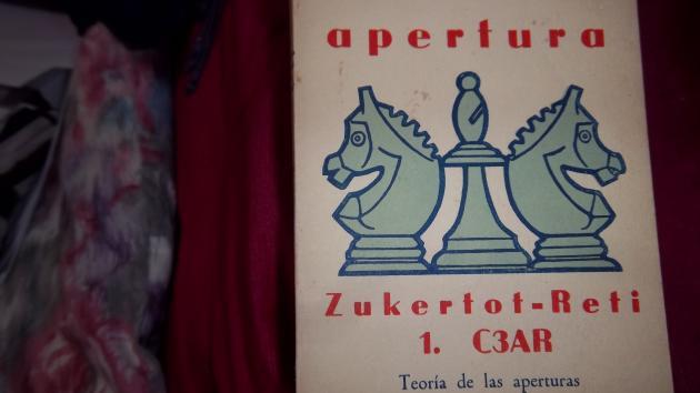 Posición de ajedrez Diagrama nº 35 de la Escuela de  Román Torán