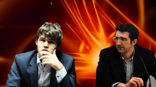 Round 14: Carlsen vs Svidler & Ivanchuk vs Kramnik - 2013 FIDE Candidates Chess Tournament