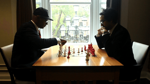 Hip-Hop Chess Founder Speaks at Harvard