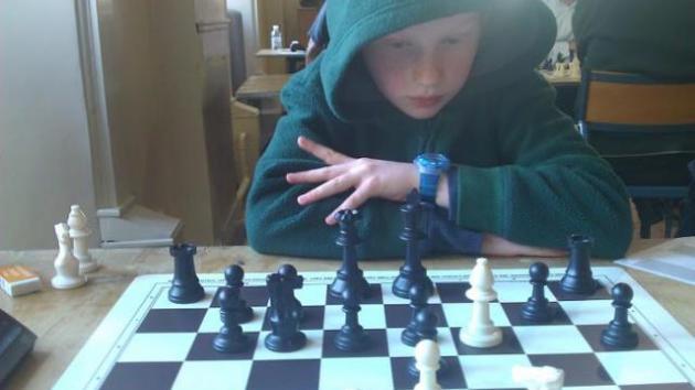 Edinburgh Chess Congress 2013 game 5