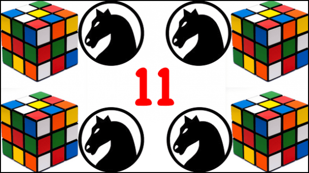 Chess Puzzles #11