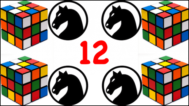 Chess Puzzles #12