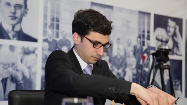 Alekhine Memorial 2013