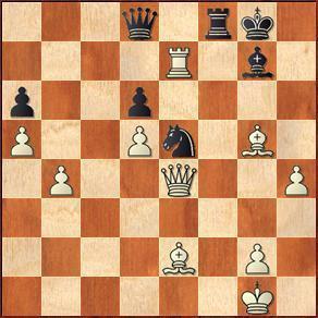 The Man with a plus score against Kasparov