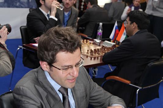 Aronian!! Alekhine Memorial 2013