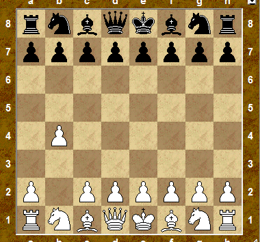 My alternative: How to beat a veteran of the Polish Opening?