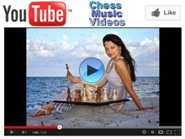 Chess Music videos with photos of Alexandra Kosteniuk
