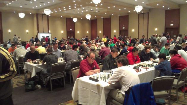 Chicago Open Round 2