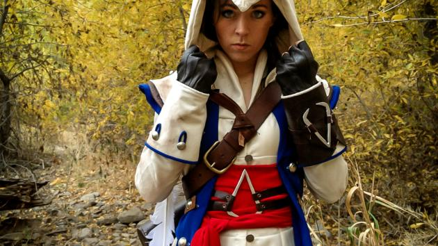 Assassin's Creed III (LINDSEY STIRLING)