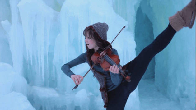 Crystallize [Dubstep Violin Original Song] (LINDSEY STIRLING)